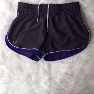 Women's Under Armour SemiFitted Athletic Shorts SM